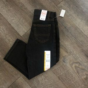 Toddler relaxed fit jeans NWT